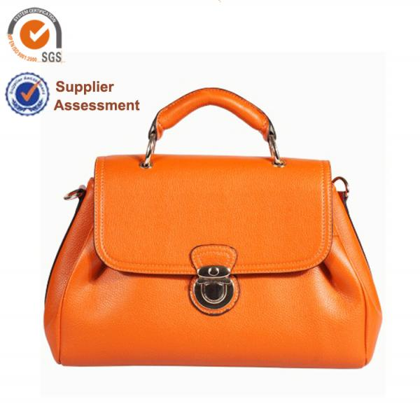 【FREE SHIPPING】LIAMS PU fashion branded leather handbag from China