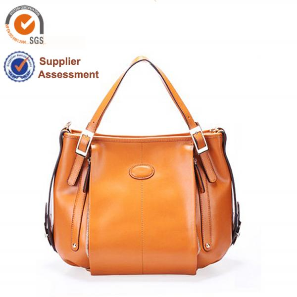 【FREE SHIPPING】LIAMS Stylish genuine leather Handbags for women
