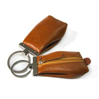 【FREE SHIPPING】LIAMS Full grain leather key holder 2013 new design