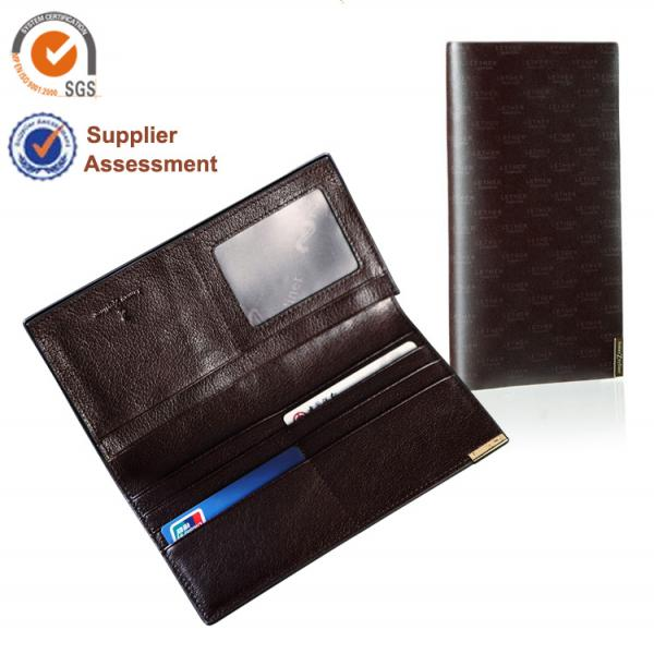 【FREE SHIPPING】JAMAY ZEYLINER Retail 2013 New Arrival Man genuine leather wallets