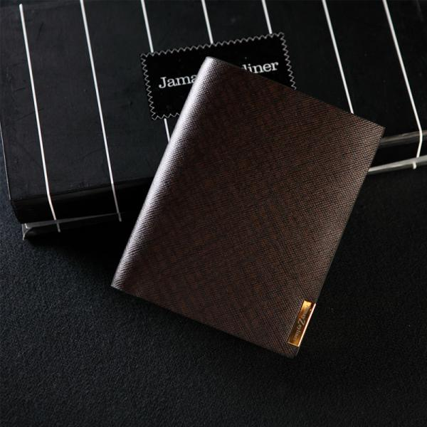 【FREE SHIPPING】JAMAY ZEYLINER Hot selling leather men's wallet from Guangzhou