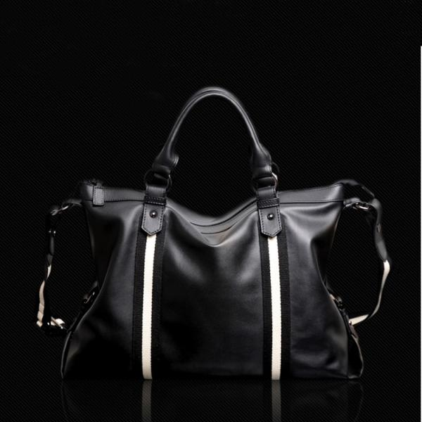 【FREE SHIPPING】LIMAS luxury leather fashion designer bags for men