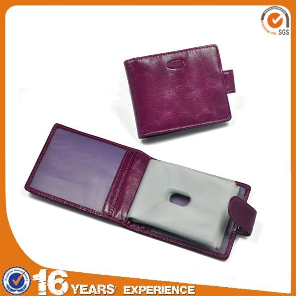 【Free shipping】 Liams fashion men leather business card holder