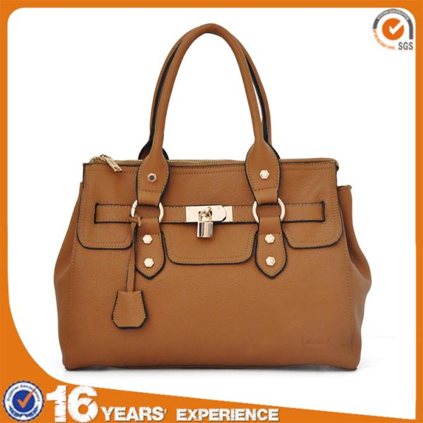 【Free shipping】 Liams guaranteed 100% real leather popular european handbags, lady mature graceful tote bag, brown bag
