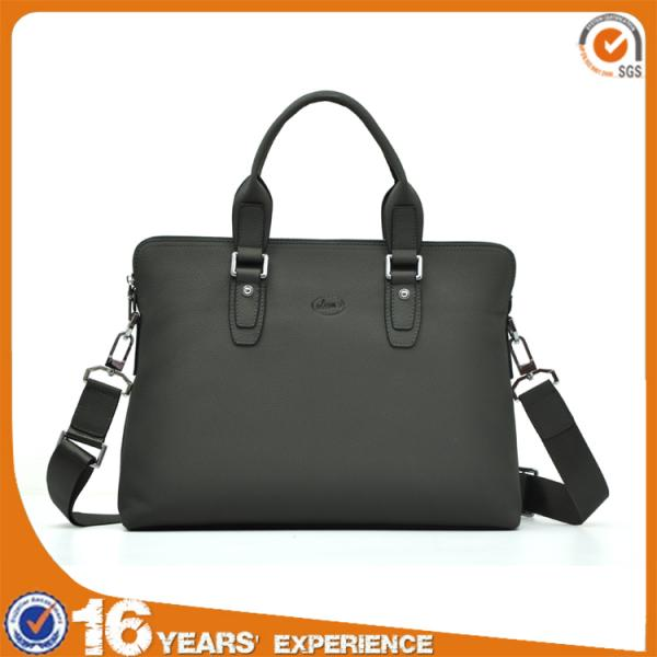 【Free shipping】 Liams 100% genuine leather luxury laptop computer bag