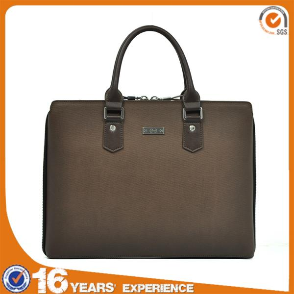 【Free shipping】 Liams 100% cow leather name brand portfolio briefcase leather