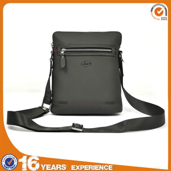 【Free shipping】 Liams new arrival shoulder bag/ genuine leather men handbag